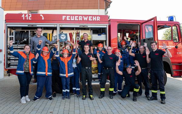 Förderverein der Freiwilligen Feuerwehr Berus